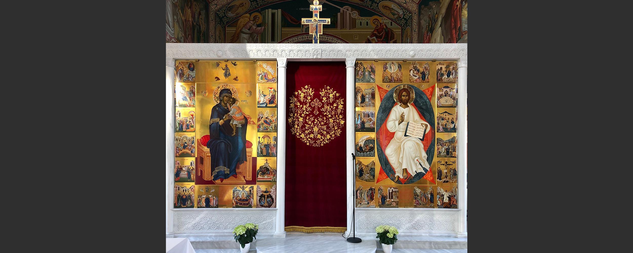 Επαναλειτουργία του Ιερού Ναού και μέτρα ασφαλείας