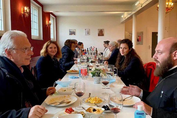 Επίσκεψη στην Ενορία του Saint Gallen